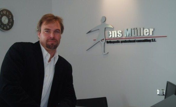 Jens Müller en El Hormiguero
