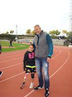 marianel jornada atletismo